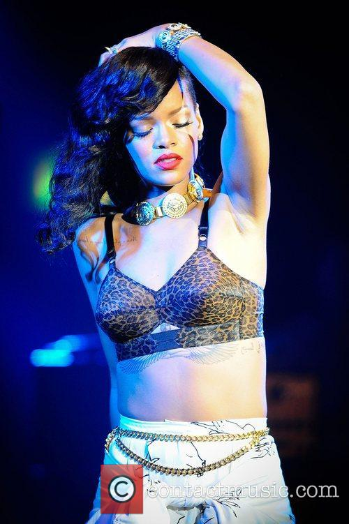 Rihanna, London and Kentish Town Forum 15