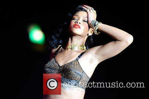 Rihanna, London and Kentish Town Forum 10