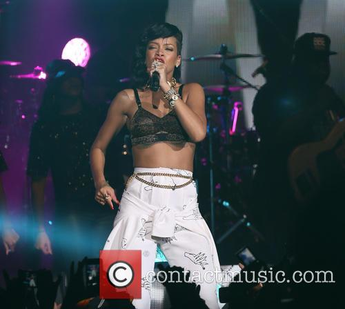 Rihanna, London and Kentish Town Forum 5