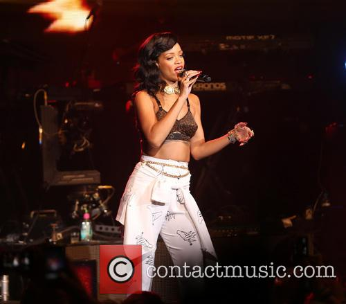 Rihanna, London and Kentish Town Forum 14