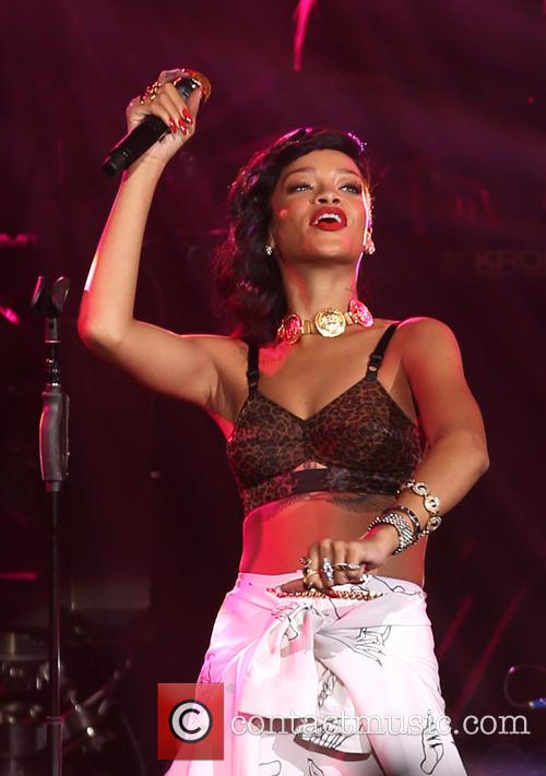 Rihanna, London and Kentish Town Forum 6