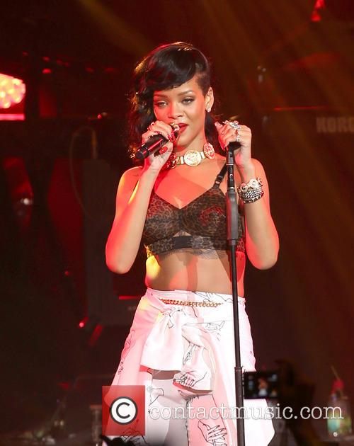 Rihanna, London and Kentish Town Forum 19