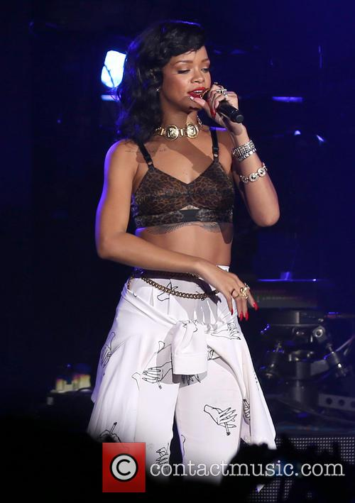 Rihanna, London and Kentish Town Forum 4
