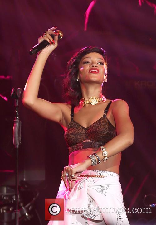 Rihanna, London and Kentish Town Forum 29