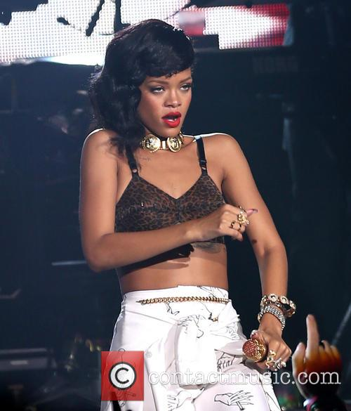 Rihanna, London and Kentish Town Forum 7