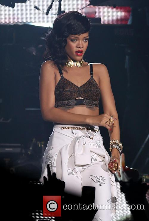 Rihanna, London and Kentish Town Forum 25