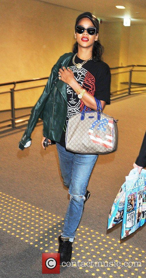Arrives at Narita International Airport ahead of her...