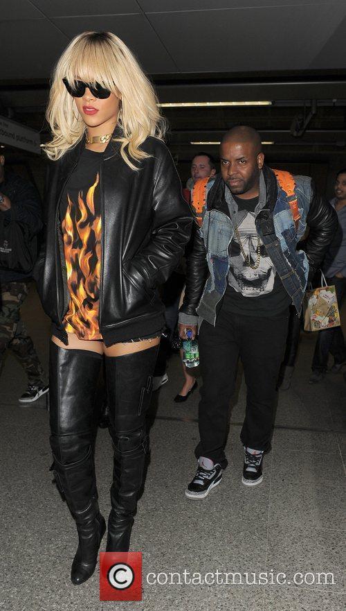 Rihanna, Drake, Traffic and O2 Arena 6