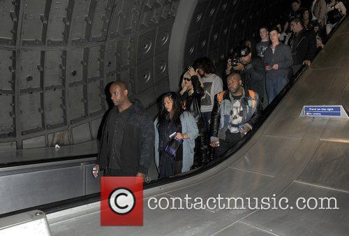 Rihanna, Drake, Traffic and O2 Arena 10