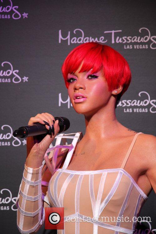 Madame Tussauds Las Vegas and Rihanna 16