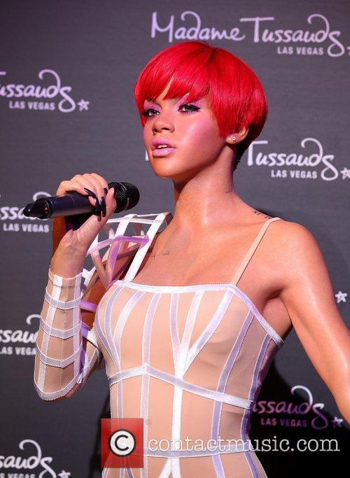 Madame Tussauds Las Vegas and Rihanna 9
