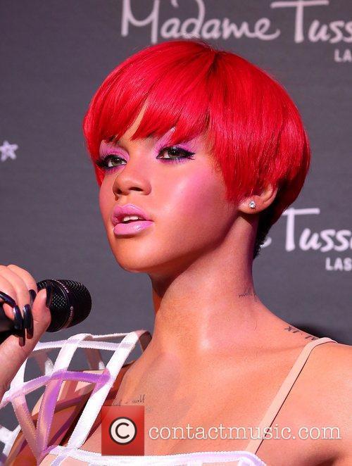 Madame Tussauds Las Vegas and Rihanna 12