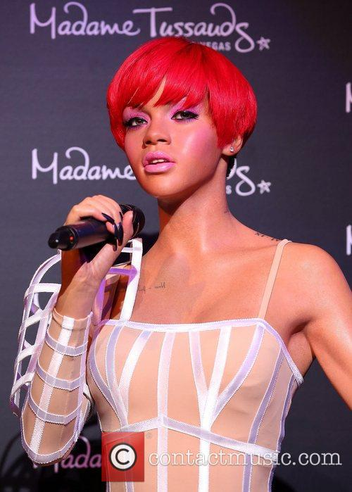 Madame Tussauds Las Vegas and Rihanna 7