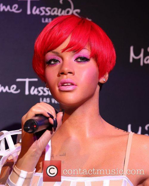 Madame Tussauds Las Vegas and Rihanna 11