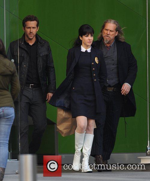 Ryan Reynolds, Jeff Bridges and Mary-Louise Parker Actors...