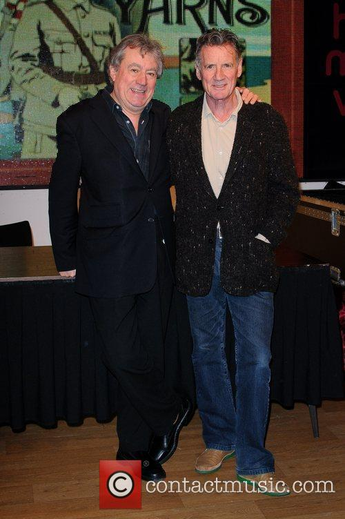 Terry Jones and Michael Palin