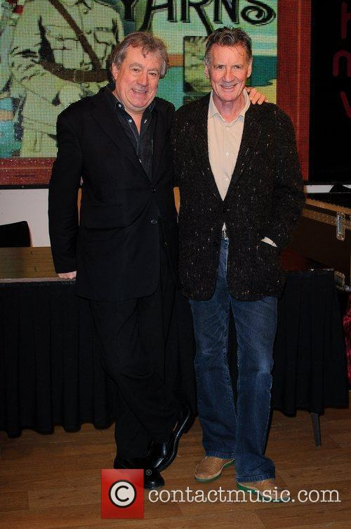 Terry Jones and Michael Palin 3