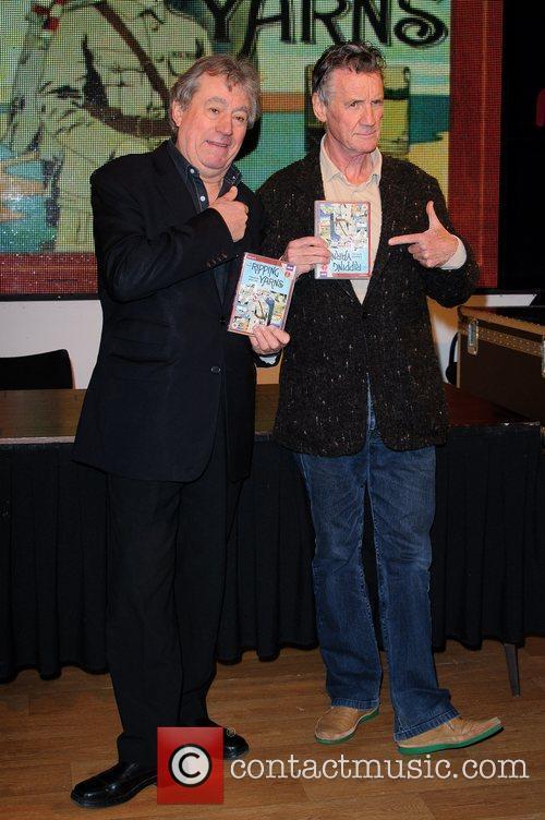 Terry Jones and Michael Palin 4