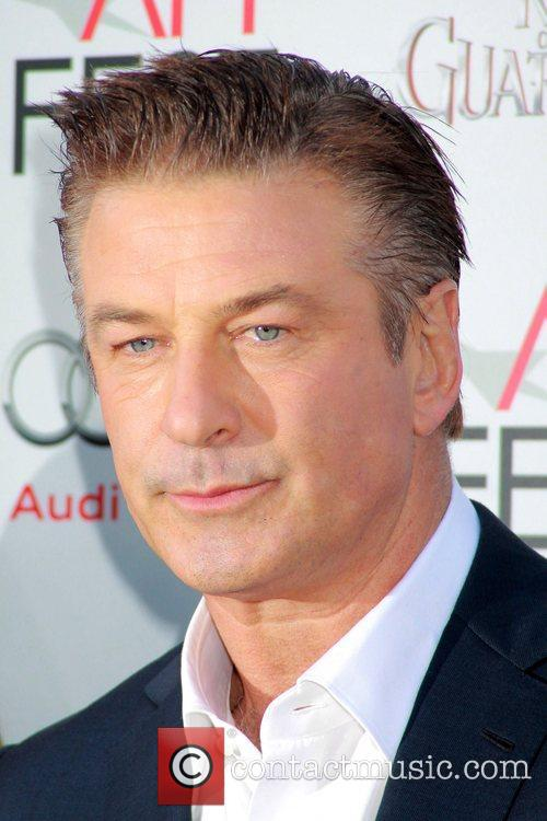 Alec Baldwin and Grauman's Chinese Theatre 1