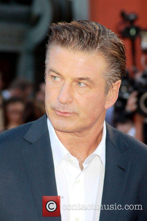 Alec Baldwin and Grauman's Chinese Theatre 2