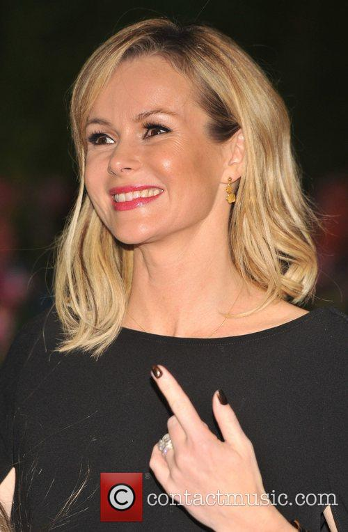 Amanda Holden and Empire Leicester Square 5