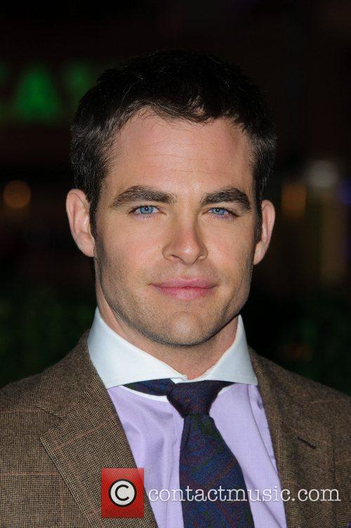 Chris Pine and Empire Cinema 1