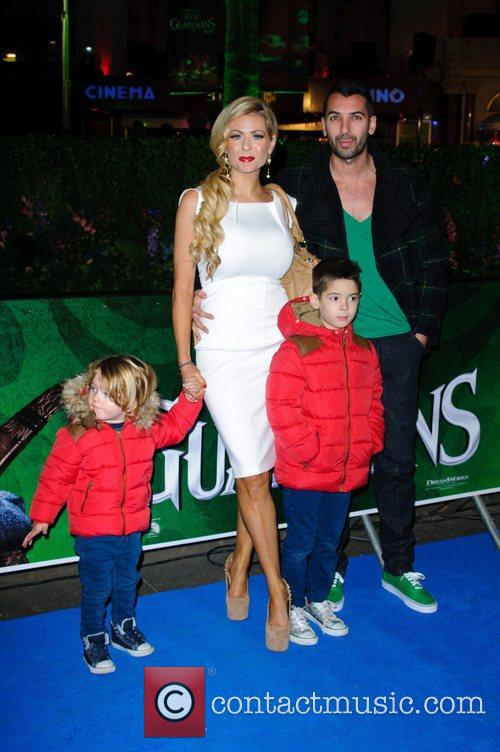 Nicola Mclean, Tom Williams and Empire Cinema 5