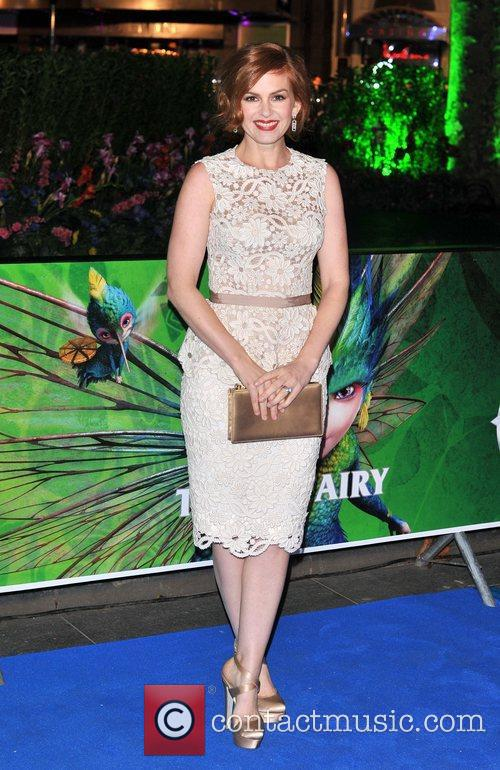 Isla Fisher Rise of the of the Guardians...