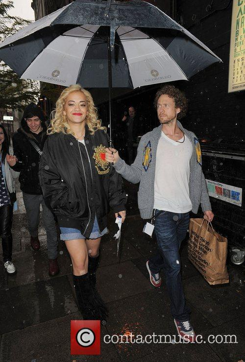 Rita Ora and Koko 2
