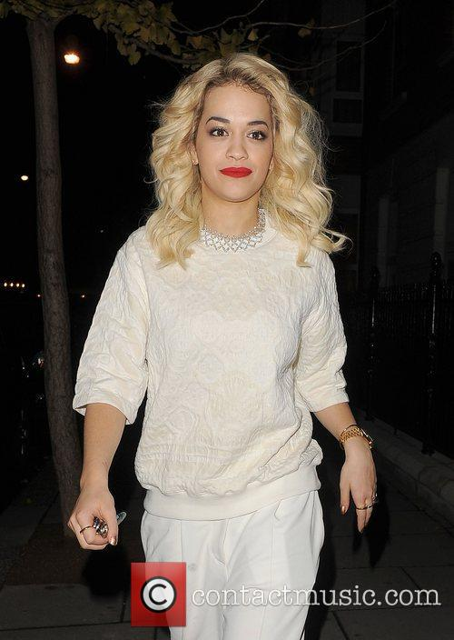 rita ora arrives home wearing matching cream 4187055