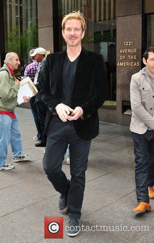 Matthew Modine at Sirius Radio. New York City,...