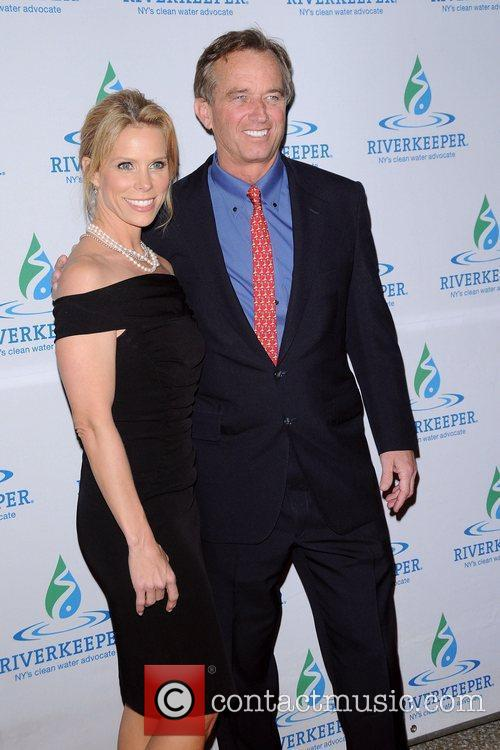 Cheryl Hines and Robert F Kennedy 3