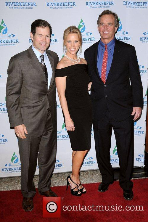 Cheryl Hines and Robert F Kennedy 5