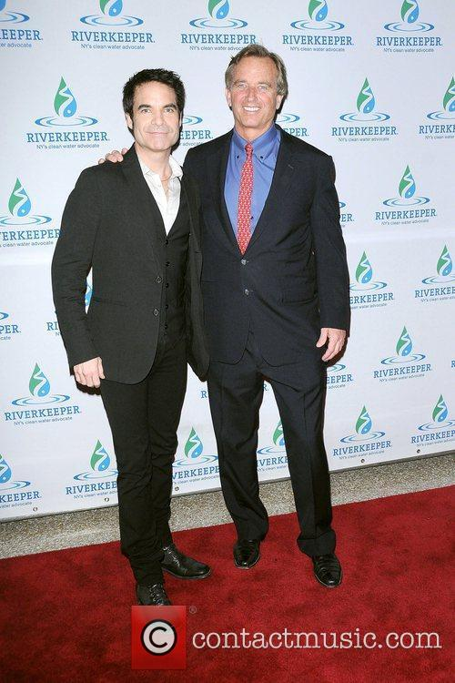 Pat Monahan and Robert F Kennedy 3