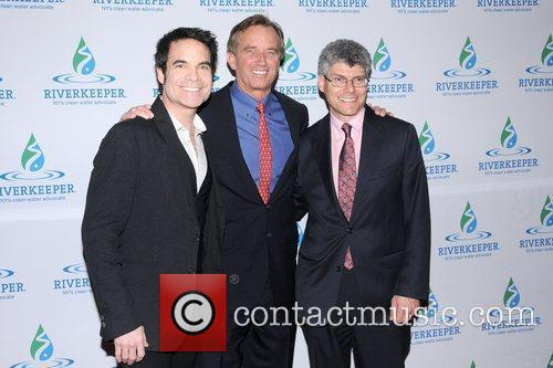 Pat Monahan and Robert F Kennedy 4