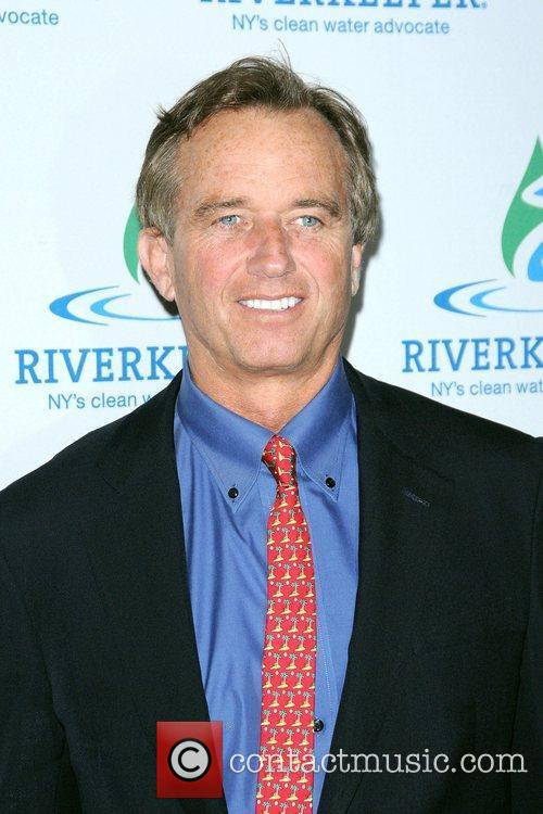 Robert F. Kennedy Jr at the 2012 Riverkeeper...
