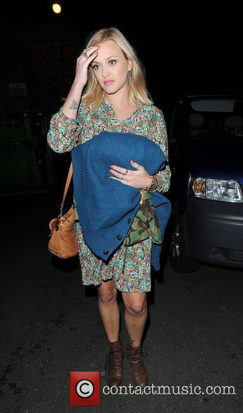 Fearne Cotton and Riverside 3