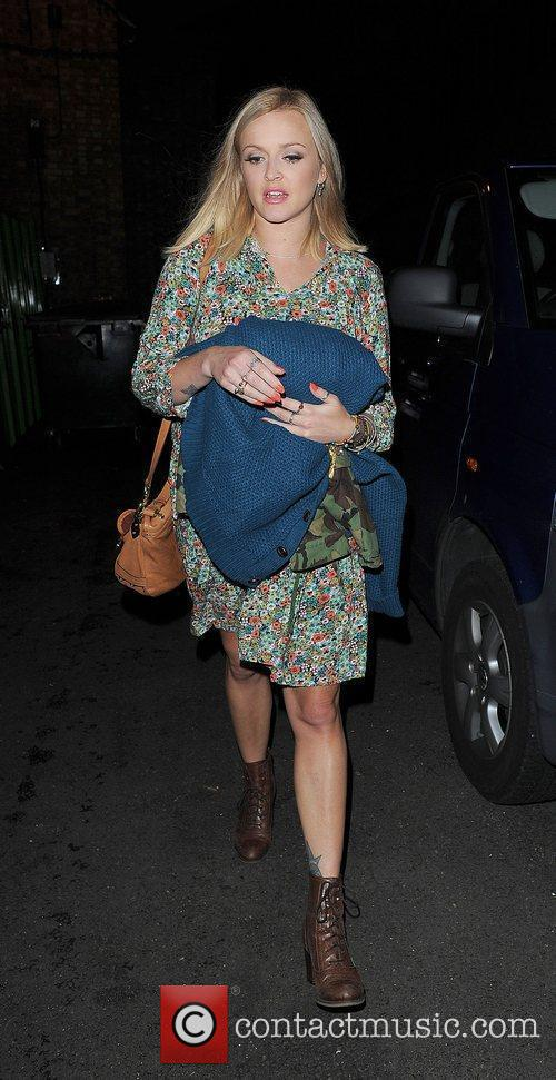 Fearne Cotton and Riverside 7