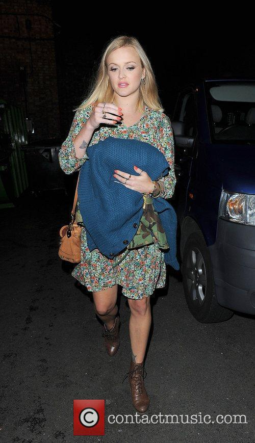 Fearne Cotton and Riverside 1