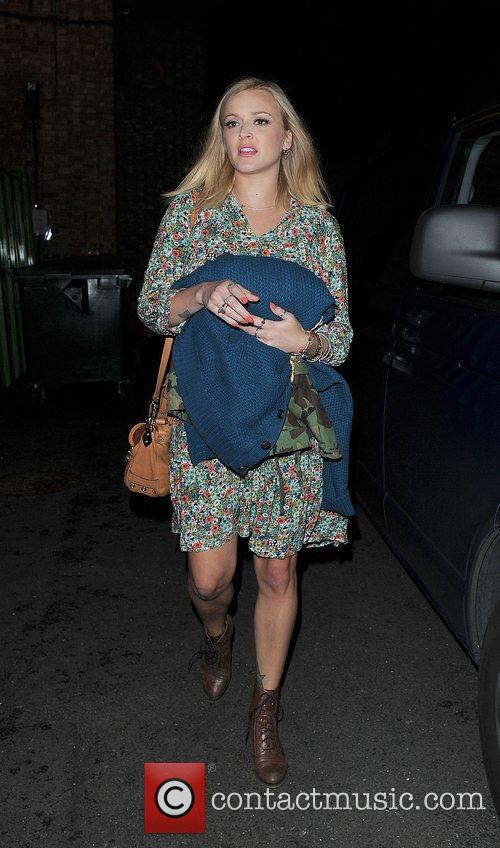Fearne Cotton and Riverside 9