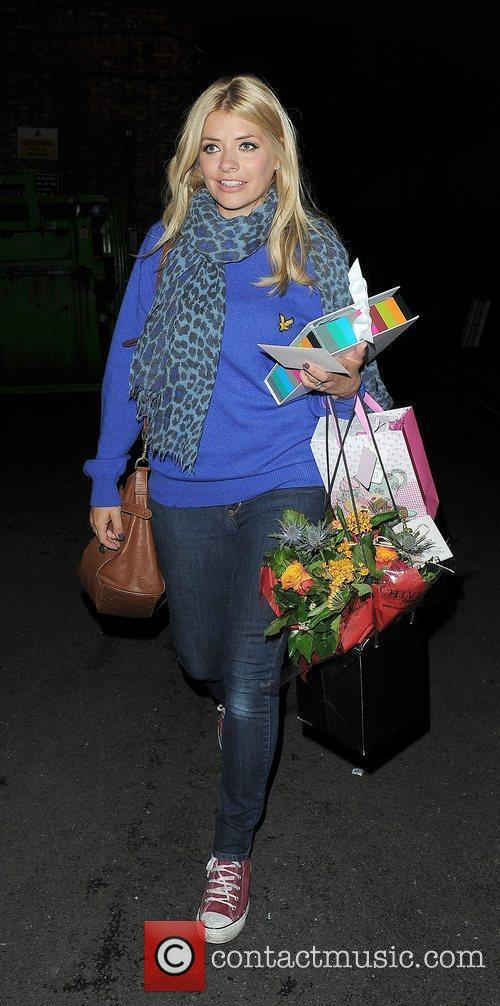 Holly Willoughby and Riverside 9