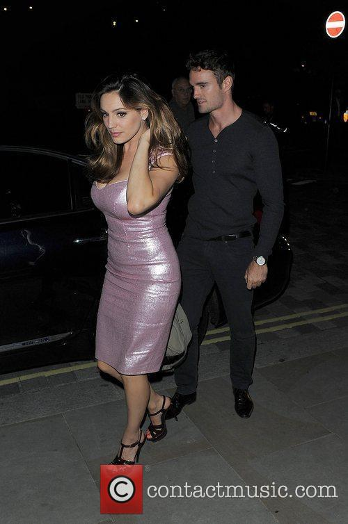 Kelly Brook and Riverside 6