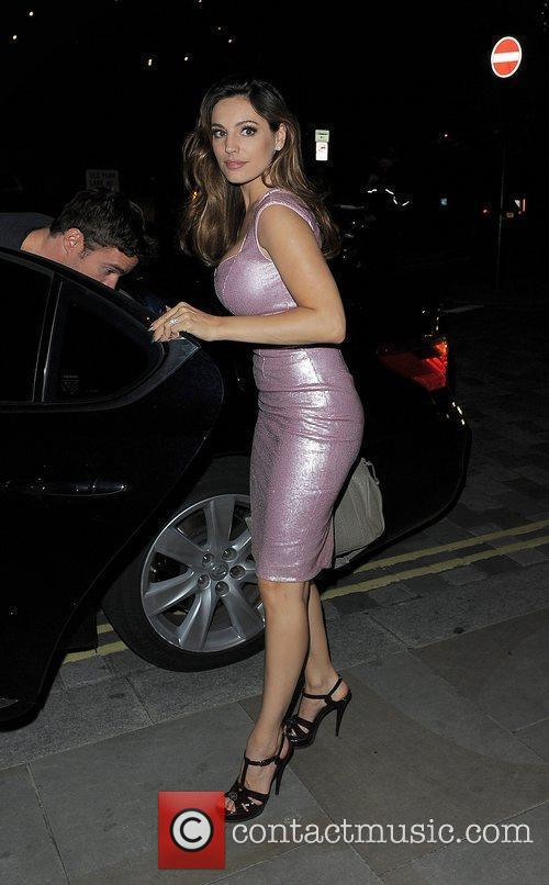 Kelly Brook, Riverside