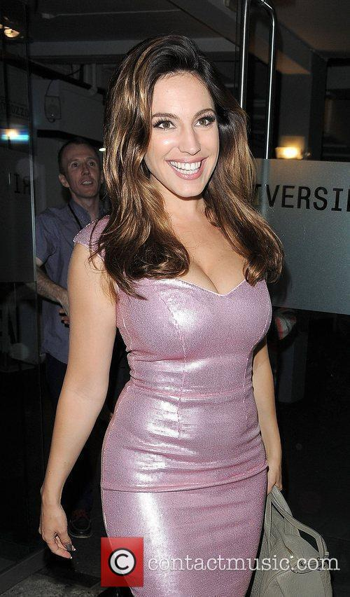 Kelly Brook and Riverside 3