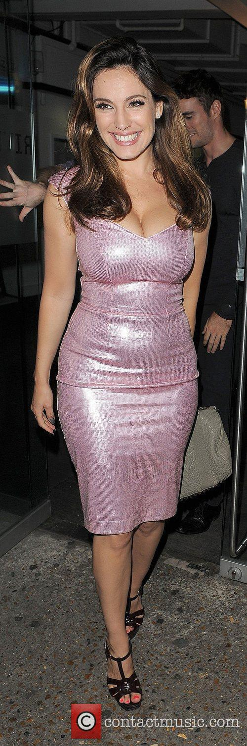 Kelly Brook and Riverside 9