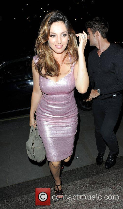 Kelly Brook and Riverside 12