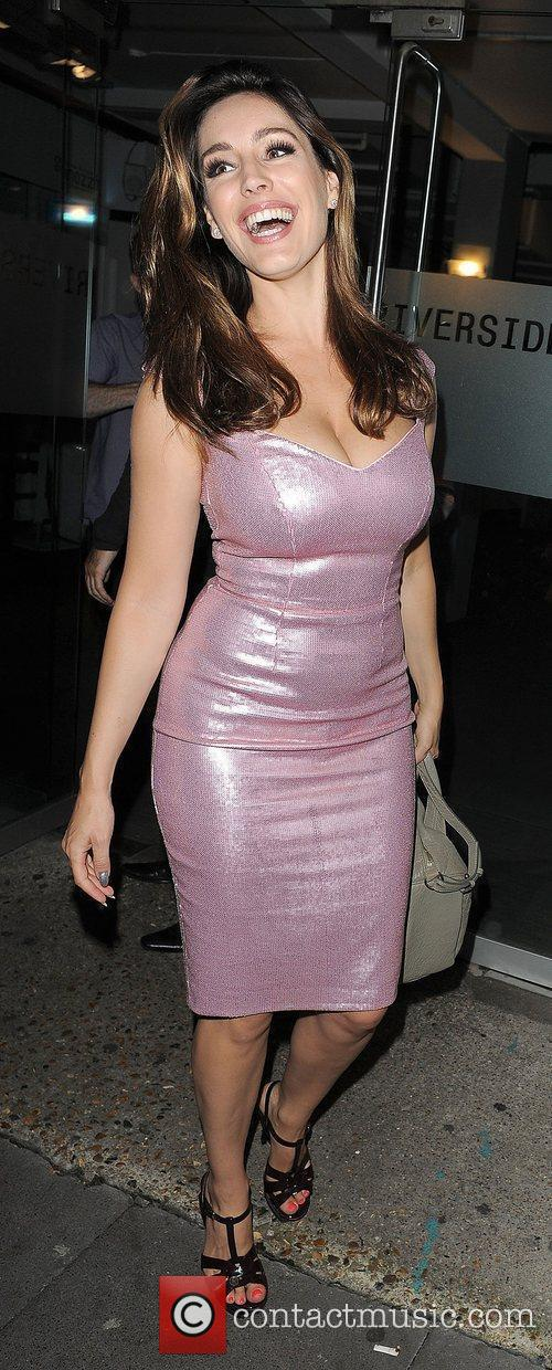 Kelly Brook and Riverside 14