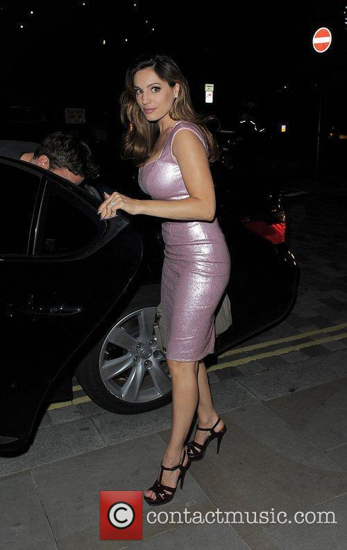 Kelly Brook and Riverside 16