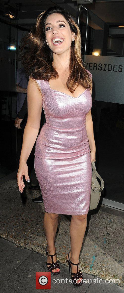 Kelly Brook and Riverside 17