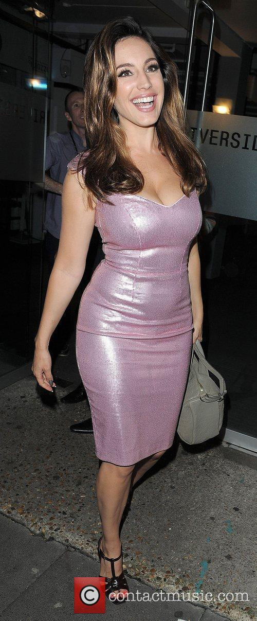 Kelly Brook and Riverside 18